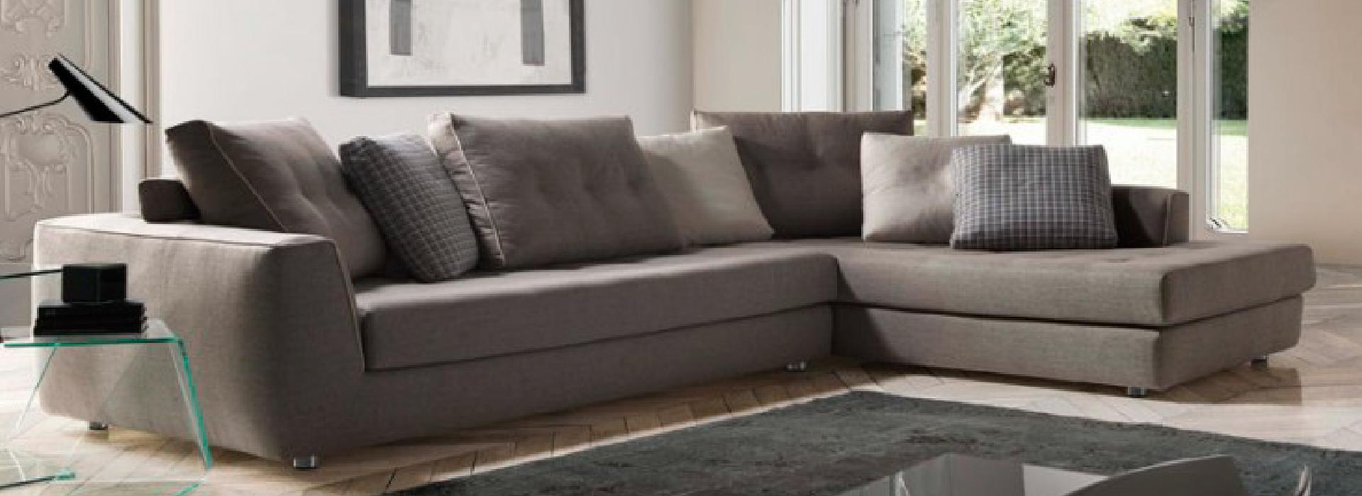 El incre ble efecto espacio de los sof s esquineros for Sofa cama esquinero